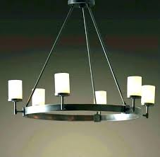 rectangular pillar candle chandelier faux round antique home accents c pillar candle chandelier restoration hardware round