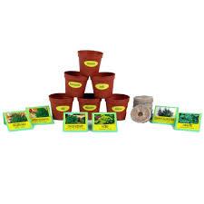 model chp102216 chef s herb garden seed starter kit