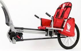 4 bike seats trailers for kids who