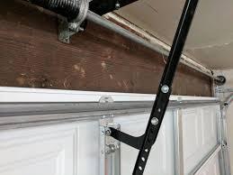 homemade side mount garage door opener photo al woonv