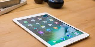 ipad of tablet 2017