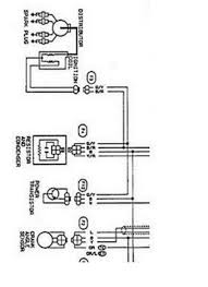 how to wire ve distributor to b13 b14 engine harness for the crank angle sensor in the distributor the 4 wire plug that goes to the dizzy the wires will go to
