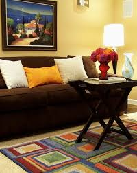 paint colors for living room with brown furniture awesome what color should i my 16