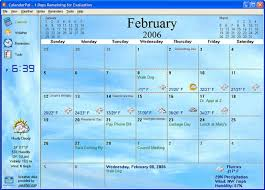Calendar Free Downloads Calendarpal Desktop Calendar Free Download For Windows 10 7 8 8 1