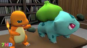 Phim Pokemon Huyền Thoại Ngoại truyện Tập 1 - Pokemon Tiếng Việt - YouTube