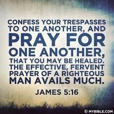 Image result for james 5:16
