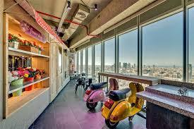 google tel aviv office features. LEED® ID+C: Commercial Interiors Google Tel Aviv Office Features U