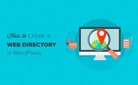 Create A Directory How To Create A Web Directory In Wordpress Step By Step