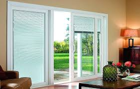 door with blinds inside patio door with blinds between glass and decoration patio sliding glass doors