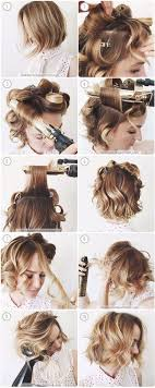 Hairstyle Ideas For Short Hair the most anticipated day and the prom hairstyles for short hair 3496 by stevesalt.us