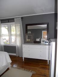 Decorating On Modern Home Design With Gray Interior Paint Ideas - Grey wall bedroom ideas