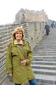 Wendy Boyd, 55, is being remembered as a global adventurer. Emergency  personnel found her body in