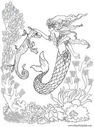 Small Picture 399 best ColoringEmbroidery Pages Fantasy images on Pinterest
