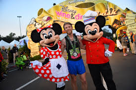 Image result for wine and dine half marathon pictures
