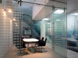 glass bathroom