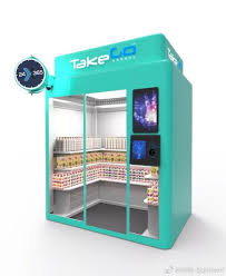 New Vending Machines Technology Extraordinary Wahaha Group Eyes Nextgeneration Vending Machines People's Daily