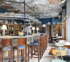 antique restaurant furniture. trendy industrial bars u0026 restaurants in london antique restaurant furniture