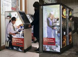 Vending Machine Companies Jobs Awesome Berlinjobad Clever Things Pinterest Job Ads Branding Agency
