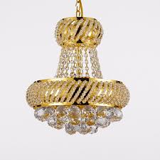 empire crystal chandelier to enlarge