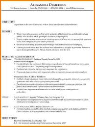 3 Cover Letter Objective Statement Examples Case Statement 2017