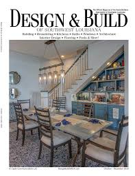 Dlh Design Llc Design Build Of Sw Louisiana October December 2019 By