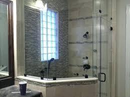 glass block bathroom window glass block windows in shower replacing glass block bathroom window