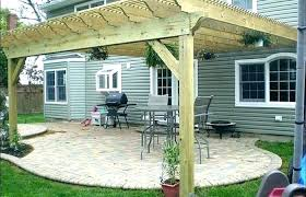inexpensive covered patio ideas. Simple Covered Modern Patio And Furniture Medium Size Best Ideas Cover Covering Of  Build  Home Patio  On Inexpensive Covered D
