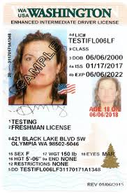 Official Designs State Wa Licensing Driver dol License Site