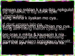 Tagalog Quotes About Love And Friendship