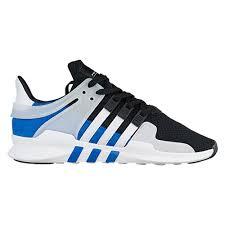 adidas. adidas originals eqt support adv - men\u0027s running shoes black/white/clear grey