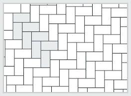 E Carpet Tile Layout Patterns Laying