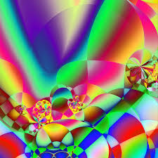 fractal digital art paul klees dream which he shared with me by tautvydas davainis
