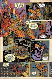 Deadpool #250 Panel