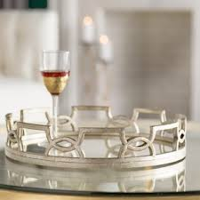 Decorative Glass Trays Glass Decorative Trays You'll Love Wayfairca 29