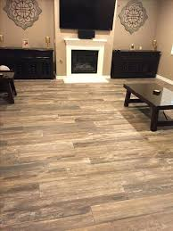 Flooring Ideas For Basements Stained Blue Concrete Flooring Ideas