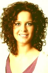 Short Curly Hairstyles For Round Faces Haircuts Hairstyles Ideas