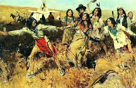 native american indian painting 10 oil paintings