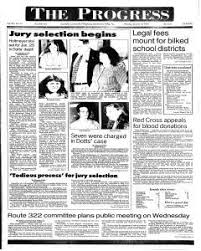 Clearfield Progress Newspaper Archives, Jan 18, 1999, p. 1