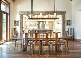 craftsman style entry chandelier dining room chandeliers mission