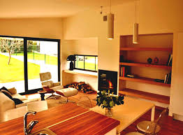 Small Picture Tiny contemporary house interior