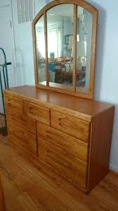 set dresser armoire dresser with mirror orman grubb oak queen bedroom set