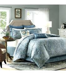 paisley comforter set king comforter faded blue paisley comforter set king or queen tommy hilfiger mission paisley comforter set king