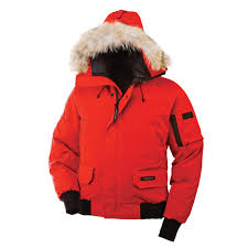 ... canada goose chilliwack bomber red for men .