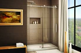 image of appealing sliding glass shower doors