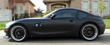 BMW 3 Series bmw z4 matte : Matte Black Z4MC