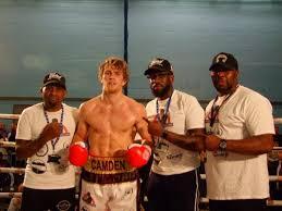 "Robbie Chapman (""The Camden Caretaker"") | Boxer Page | Tapology"