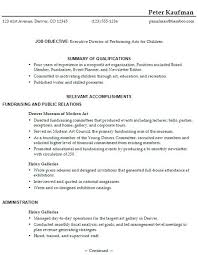 Resume For Self Employed Sample Resume Ideas