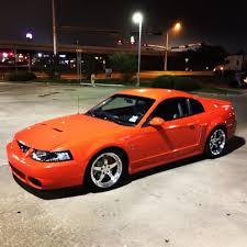 For Sale: Built 2004 Competition Orange Cobra... | SVTPerformance.com