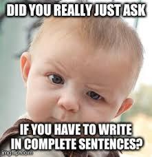 Skeptical Baby Memes - Imgflip via Relatably.com