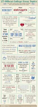 offbeat college essay topics fonts graphics and essay topics 1 these are really funny 2 i really like how it looks